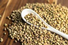 organic sprouted buckwheat