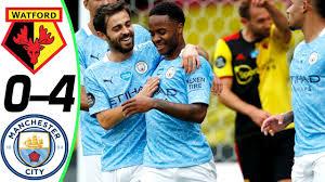 Watford vs Manchester City 0-4 - All Goals & Highlights - Resumen ...