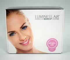 luminess air legend airbrush makeup