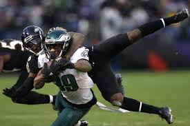 Ready or not, Byron Marshall is now the Eagles' No. 2 RB - The ...