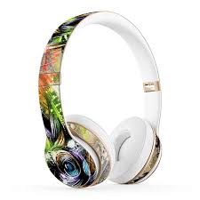 For Beats Solo 2 0 3 0 Wireless Headphone Sticker Protective Wrap Cover Vinyl Decal Skin For Beats Solo 2 3 Bluetooth Headphone Earphone Accessories Aliexpress