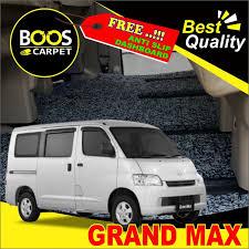 karpet mobil coilmat grand max minibus