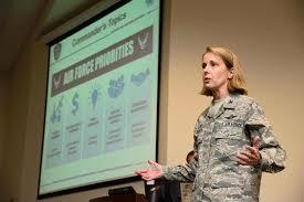 Col-Jennie-Johnson-US-Air-Force - Gulf Coast Woman Magazine