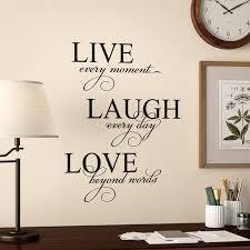 Winston Porter Live Laugh Love Wall Decal Reviews Wayfair