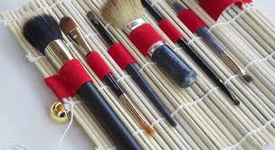 diy makeup brush holder daily vanity