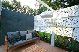 Decorative Fence Panels 2019 Creative Guide Exotic Pebbles And Glass