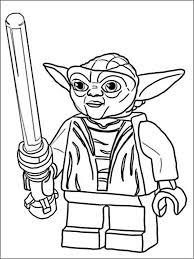 Lego Star Wars Kleurplaten 1