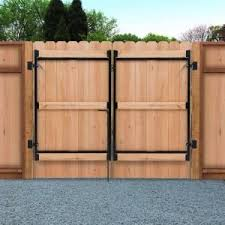 Adjust A Gate Original Series 36 In 60 In Wide Gate Opening Steel Gate Frame Kit Ag36 36 The Home Depot In 2020 Adjust A Gate Gate Kit Fence Gate Design
