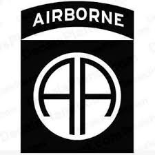 82nd Airborne Division United States Logo Decal Vinyl Decal Sticker Wall Decal Decals Ground