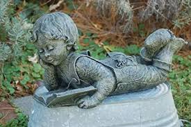 com ladybug michael statue