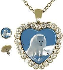 onebee arctic fox custom design fashion
