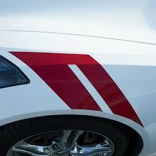 Hash Marks Vinyl Decal V2 Fits 2014 2019 Chevrolet Corvette Stingray C Us Rallystripes