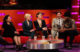 THE GRAHAM NORTON SHOW: Emilia Clarke, Phoebe Waller-Bridge and David  Tennant Talk Insider Info and Brad Pitt