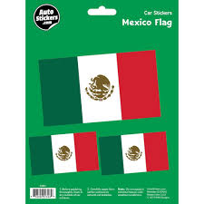 Mexican Flag Wall Palz