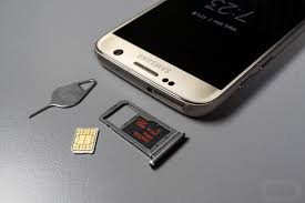 encrypt and decrypt sd card on galaxy s7