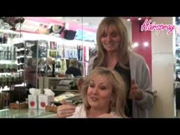 Twink (Adele King) at Hairspray before Late Late Show appearance ...