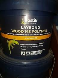 bostik laybond hardwood ms polymer