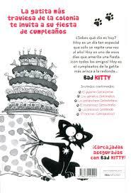 Bad Kitty Te Invita A Su Fiesta De Cumpleanos Bruel Nick