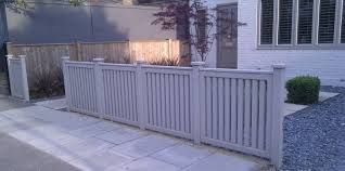 front garden fencing ideas uk front