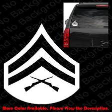 Usmc Corporal Cpl United States Marine Corps Rank Vinyl Car Decals Sticker Ay020 2 25 Picclick