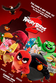 The Angry Birds Movie 2 - Poster 4 (fan made) by AlexJokelFin on DeviantArt