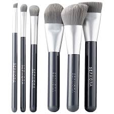 deluxe charcoal antibacterial brush set