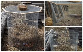Easy Rat Proof Compost Compost Compost Bin Diy Garden Compost