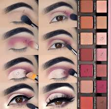 how to create cut crease eye makeup