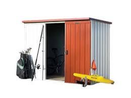 duratuf kiwi kl2 garden shed steel