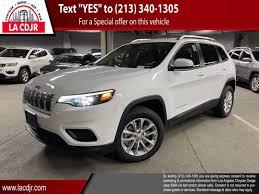 14 new jeep cherokee los