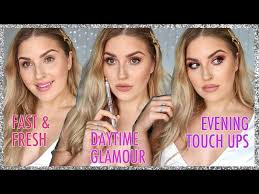 3 in 1 makeup tutorial w touch ups