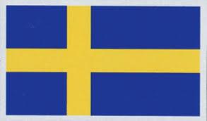 Sweden Flag Decal Tomten Catalog