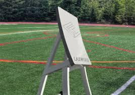 lacrosse hard wall rebounder