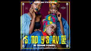 Sunday Service with DJ Duane Powell - YouTube