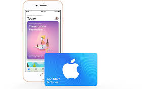 irs does not accept itunes gift cards