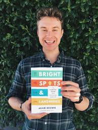 """Adam Brown's """"Bright Spots & Landmines"""" is Now Available! 