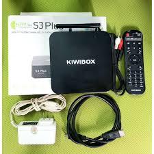 Android Tivi Box KIWIBOX S3 PRO 2017, Giá tháng 7/2020