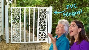 Diy Temporary Pvc Fence For My Dog Youtube