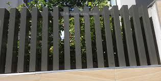 Vertical Slat Fences Aluminium Fencing Sydney All Types Of Fences Gates