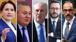 Ahlaksız paylaşımlara tepki çığ gibi! AK Parti, CHP, MHP ve İYİ ...