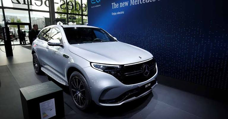 Image result for mercedes electric suv 2021""