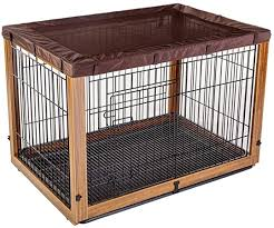 Sturdy Dog Cage Dog Crates Wood Iron Indoor Dog Cage Small Medium And Large Dog Fence Fence Wooden Cat Cage Dog Cage Outdoor Durable Size Light Brown S Amazon Co Uk Kitchen Home