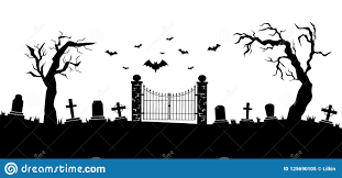 Cemetery Fence Stock Illustrations 1 037 Cemetery Fence Stock Illustrations Vectors Clipart Dreamstime