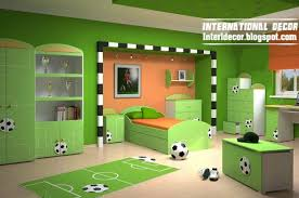 Davotanko Home Interior Cool Sports Kids Bedroom Themes Ideas And Designs