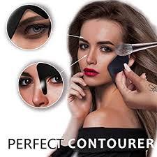 jumowa diy face makeup tool contour