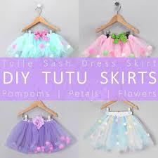 qoo10 diy tutu skirt kids fashion