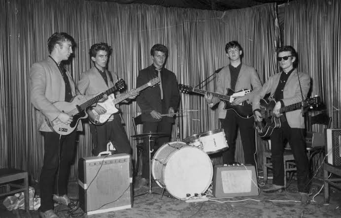 「beatles in germany 1960 hamburg stuart」の画像検索結果""