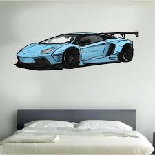 Lw Lb834 Wall Decal Wrap Legends