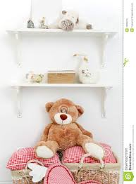 Toys On Shelves Stock Image Image Of Toys Home Room 18369275