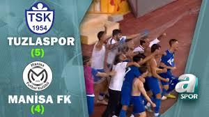 Tuzlaspor 0 (5) - (4) 0 Manisa FK (TFF 2. Lig Play Off Final Maçı ...